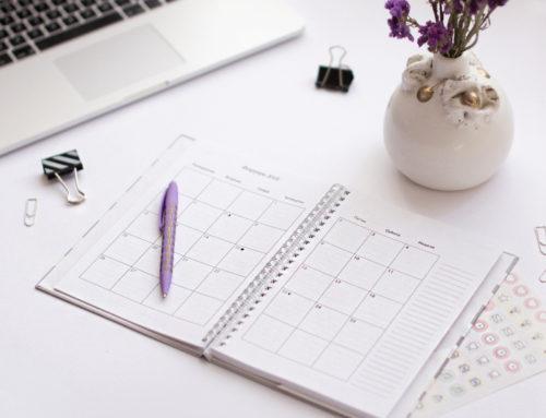 4 идеи за неща, които да следиш в твоя планер