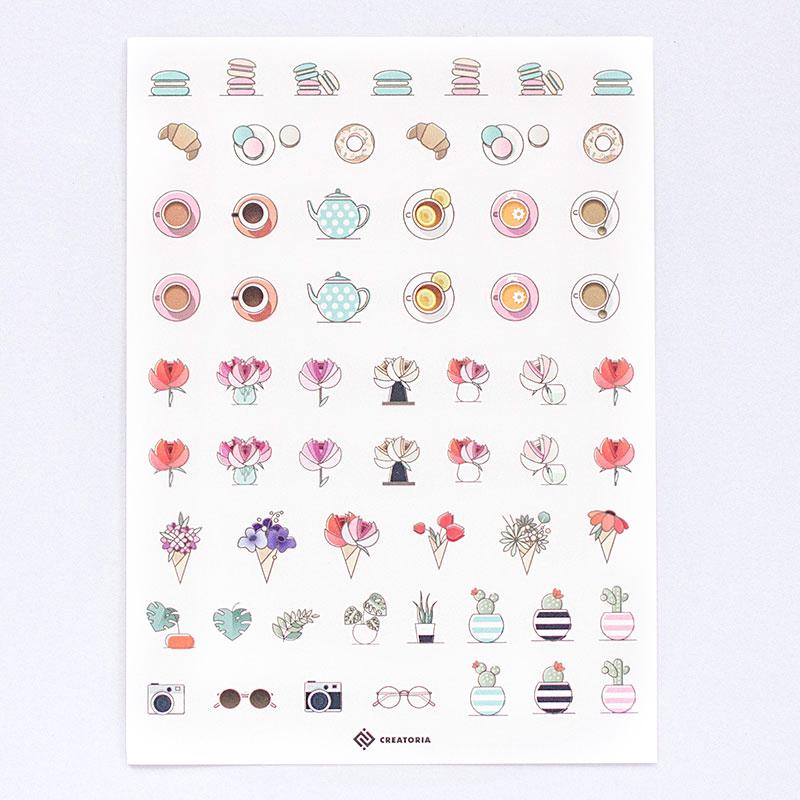 Creatoria-decorative-stickers-stikeri-planer-стикери-планер