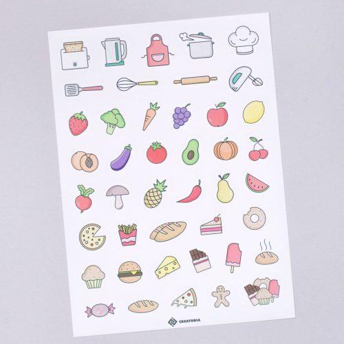 готварски стикери